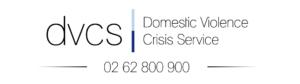 dvcs domestic violence crisis service 0262800900 logo