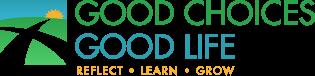 good choices good life logo