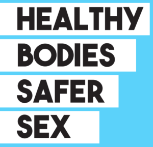 healthy bodies safer sex logo