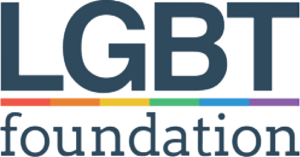 lgbt foundation uk logo