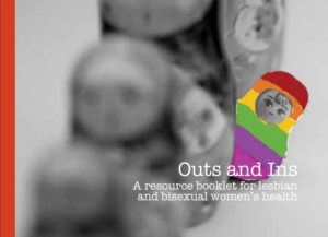 outs and ins booklet cover