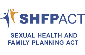 shfpact sexual health and family planning act logo