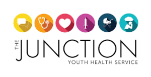 the junction youth health service logo