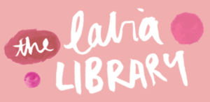 the labia library logo