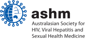 ashm australasian society for hiv, viral hepatitis and sexual health medicine logo